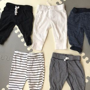 Other - Bundle of 5 bottoms